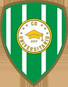 Logo C.D. UNIVERSITARIO