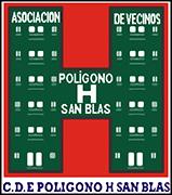 Logo C.D.E. POLIGONO H SAN BLAS