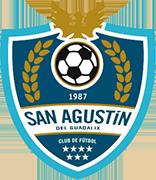 Logo of C.F. SAN AGUSTÍN DEL GUADALIX