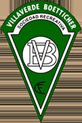 のロゴS.R. ヴィラヴェルデ・ボエッチャー C.F.