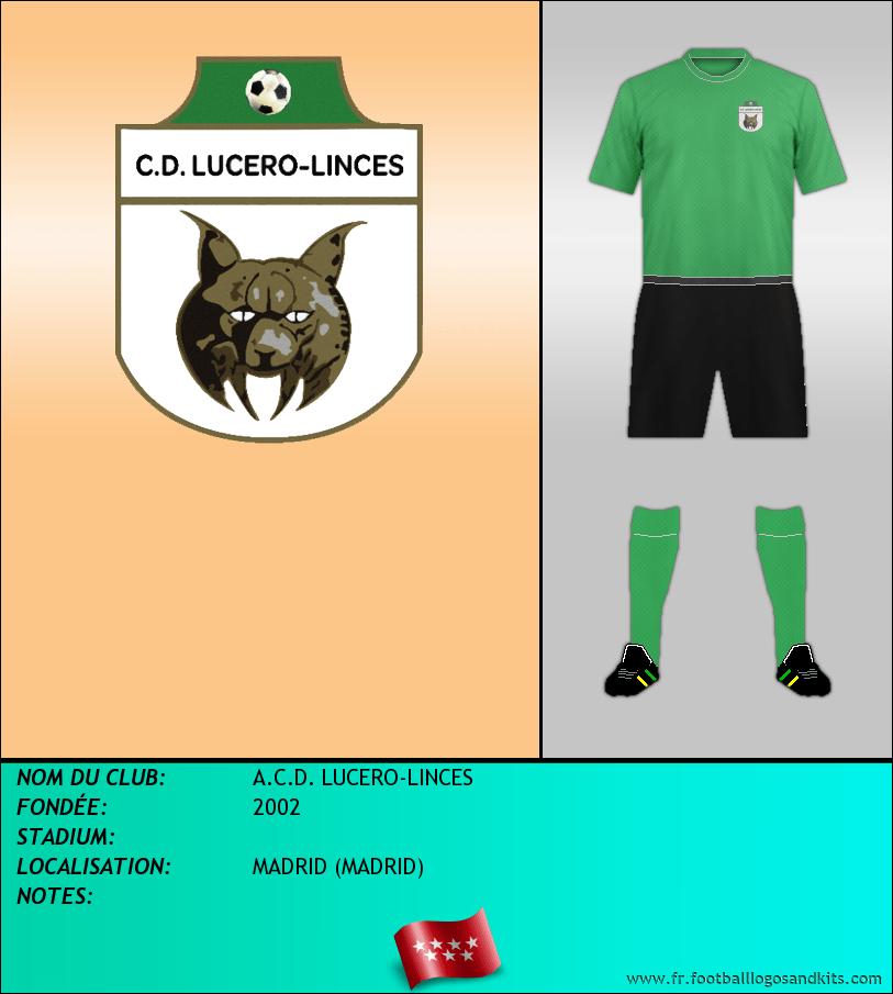 Logo de A.C.D. LUCERO-LINCES