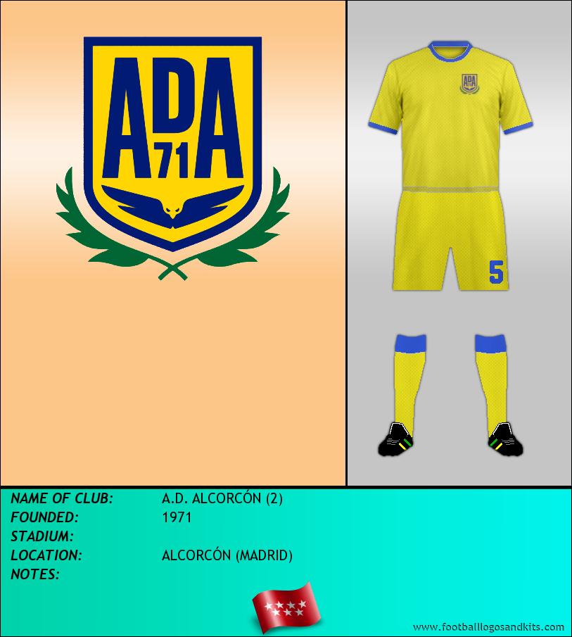 Logo of A.D. ALCORCÓN (2)