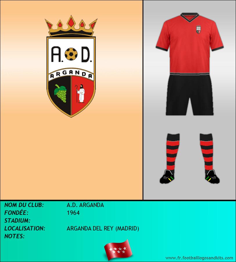 Logo de A.D. ARGANDA
