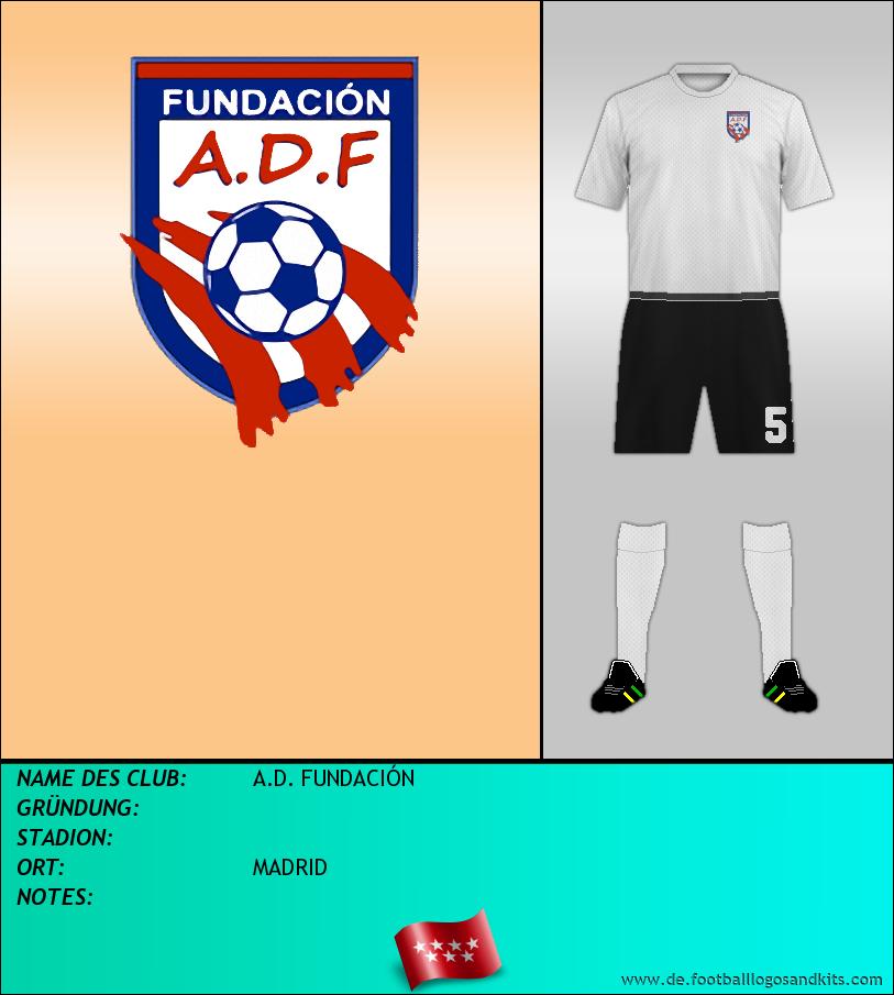 Logo A.D. FUNDACIÓN
