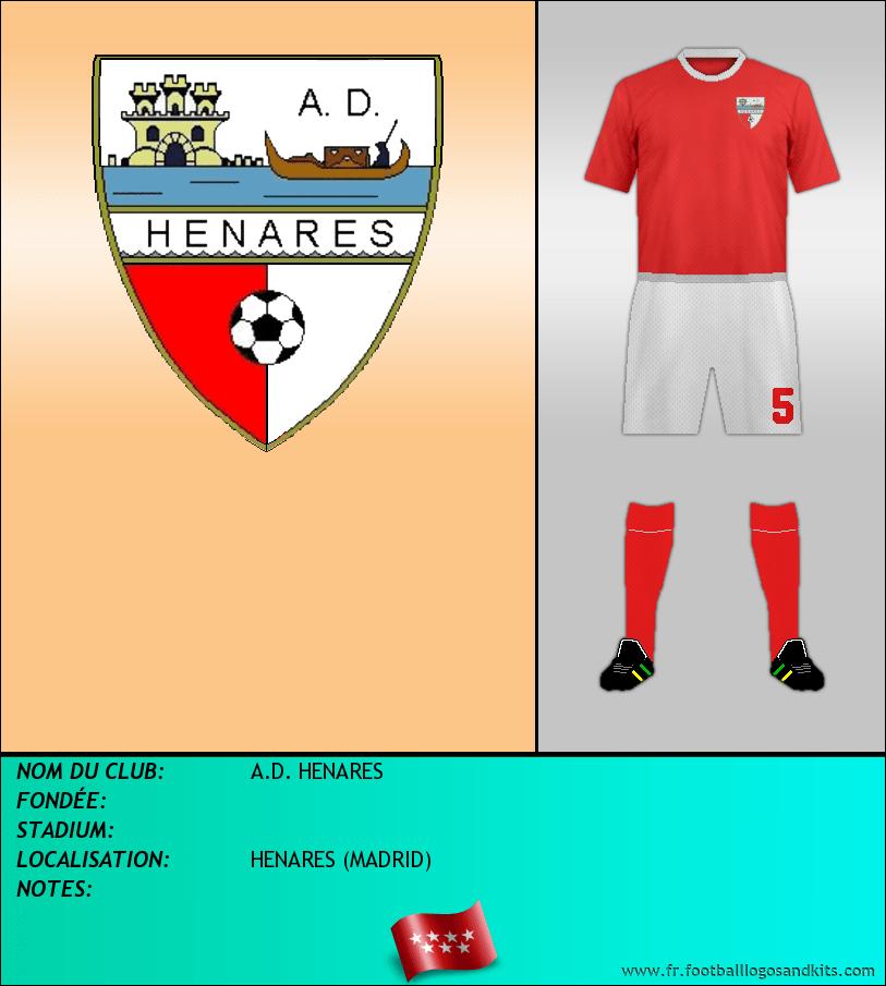 Logo de A.D. HENARES