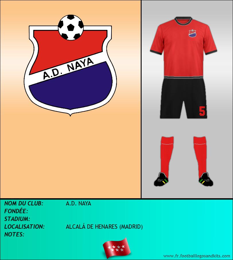 Logo de A.D. NAYA