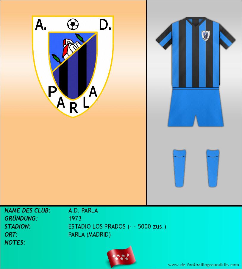Logo A.D. PARLA