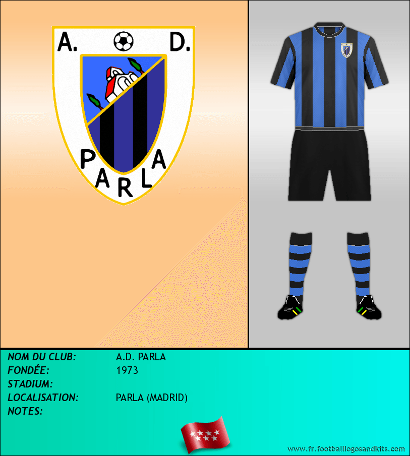 Logo de A.D. PARLA