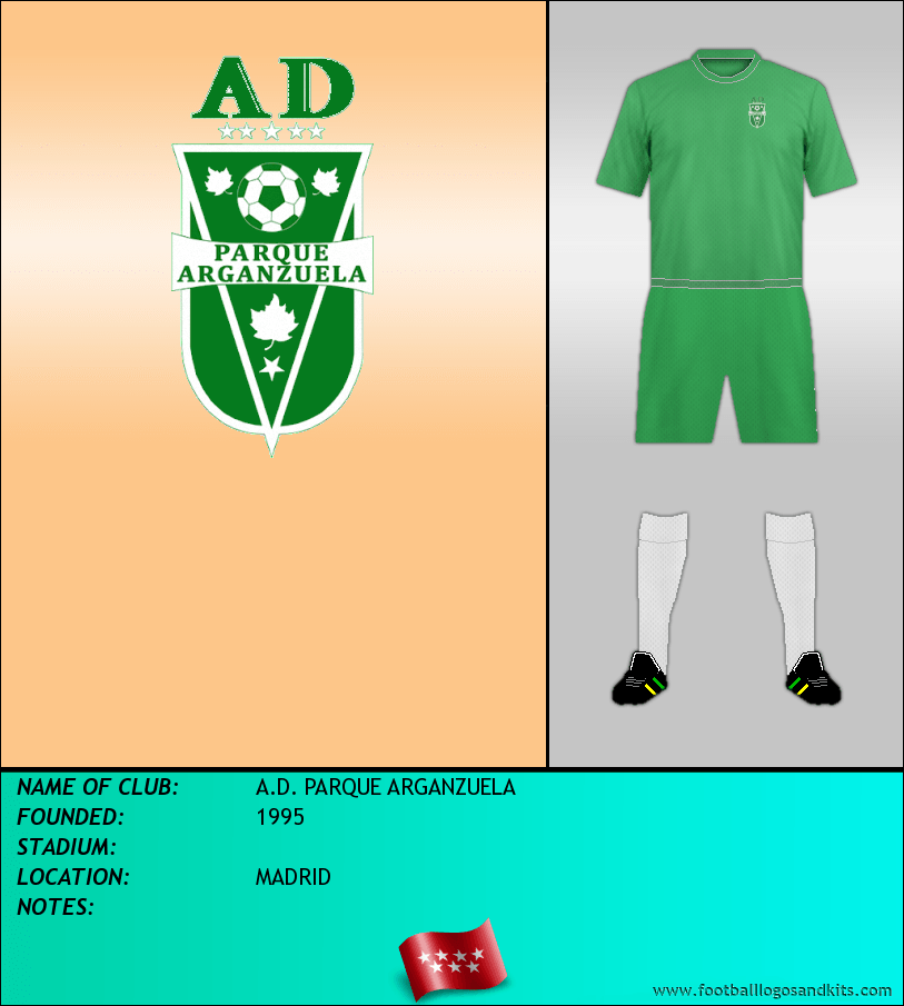 Logo of A.D. PARQUE ARGANZUELA