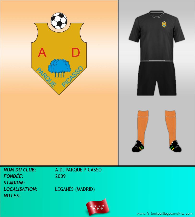 Logo de A.D. PARQUE PICASSO