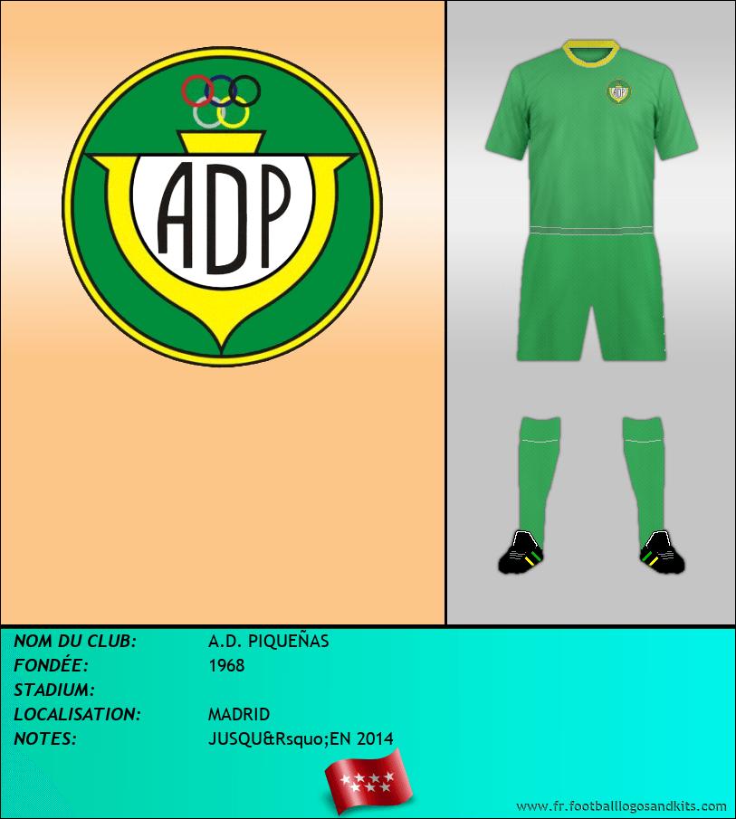 Logo de A.D. PIQUEÑAS
