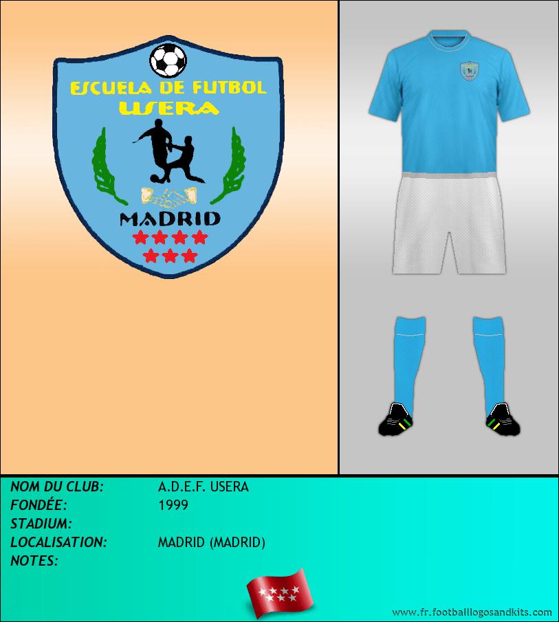 Logo de A.D.E.F. USERA