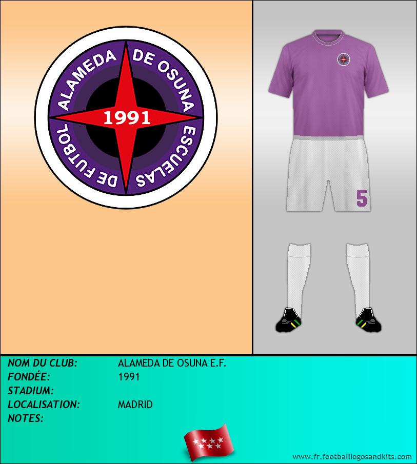 Logo de ALAMEDA DE OSUNA E.F.
