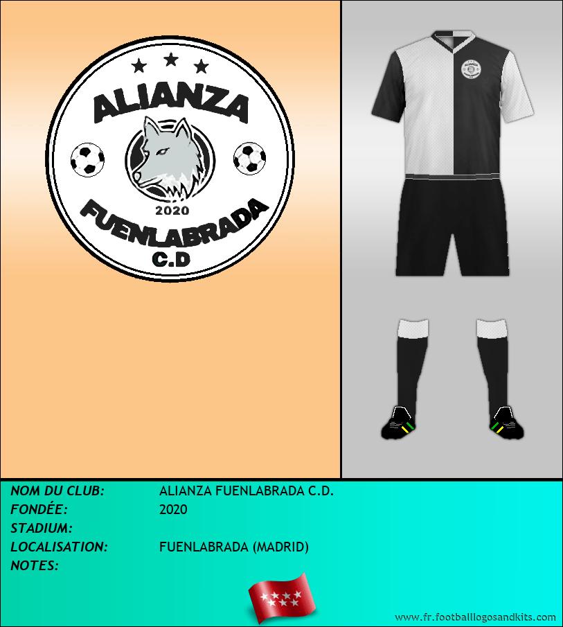 Logo de ALIANZA FUENLABRADA C.D.