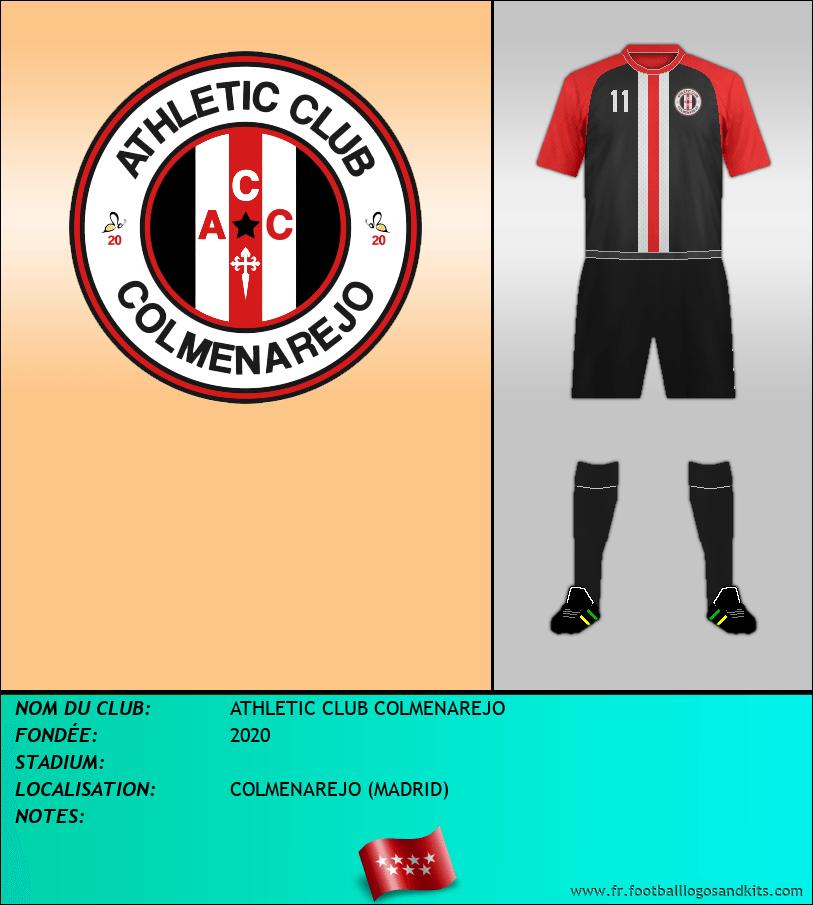 Logo de ATHLETIC CLUB COLMENAREJO