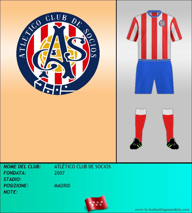 Logo di ATLÉTICO CLUB DE SOCIOS