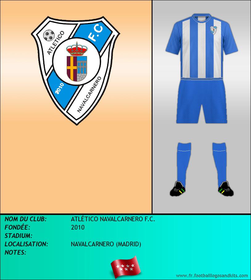 Logo de ATLÉTICO NAVALCARNERO F.C.