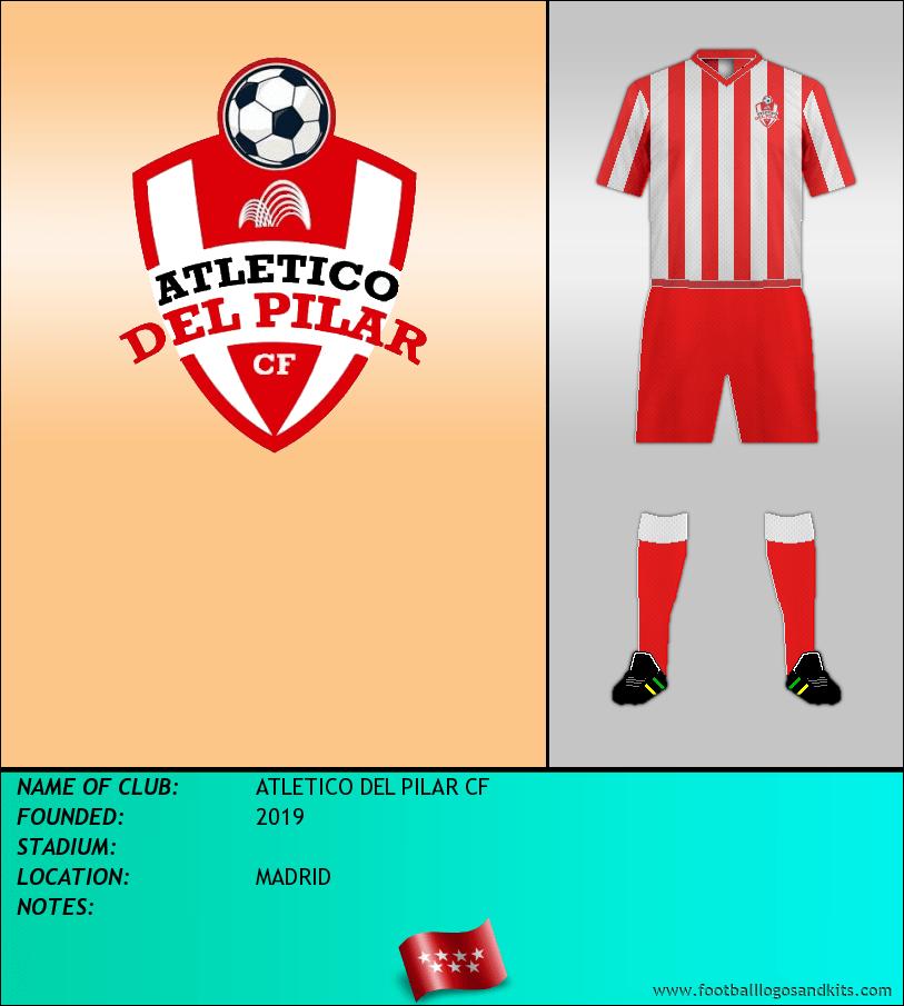 Logo of ATLETICO DEL PILAR CF