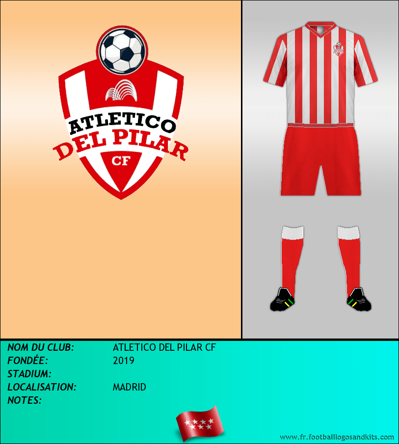 Logo de ATLETICO DEL PILAR CF