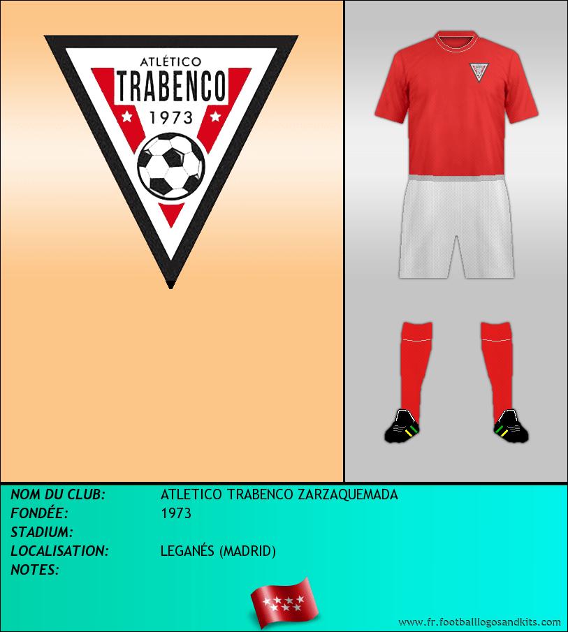 Logo de ATLETICO TRABENCO ZARZAQUEMADA