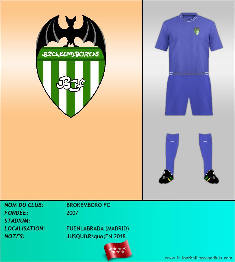 Logo de BROKEMBORO FC