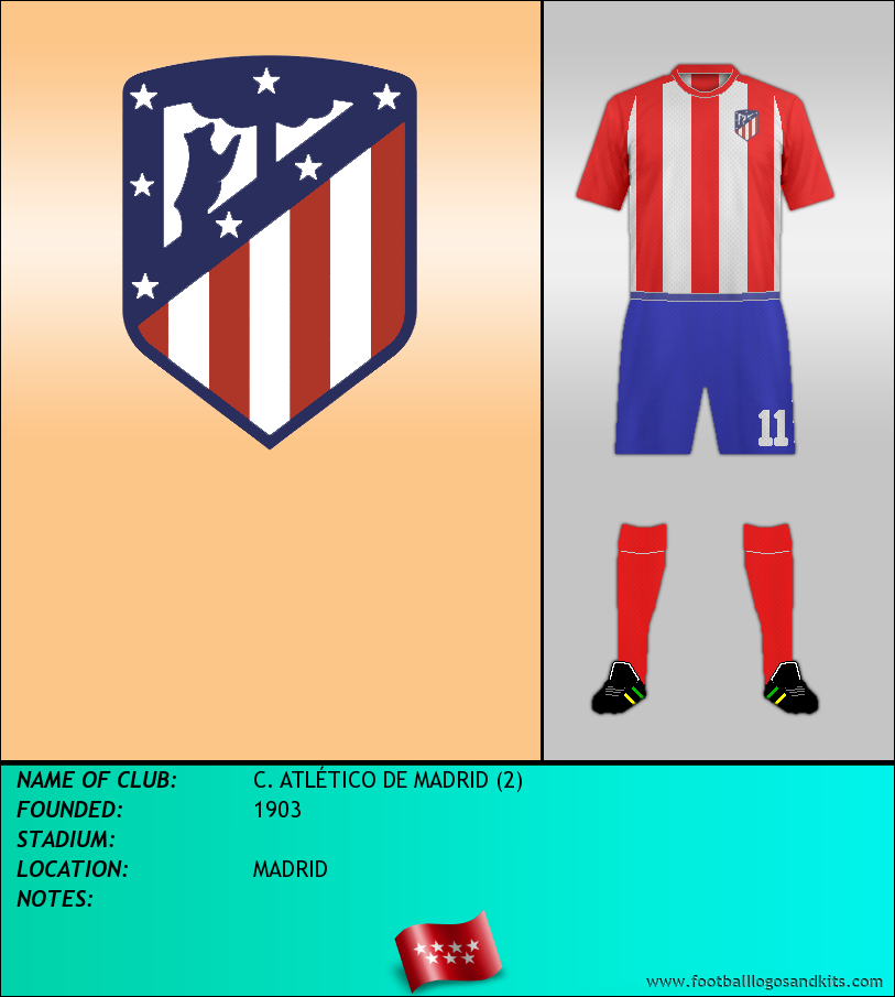 Logo of C. ATLÉTICO DE MADRID (2)
