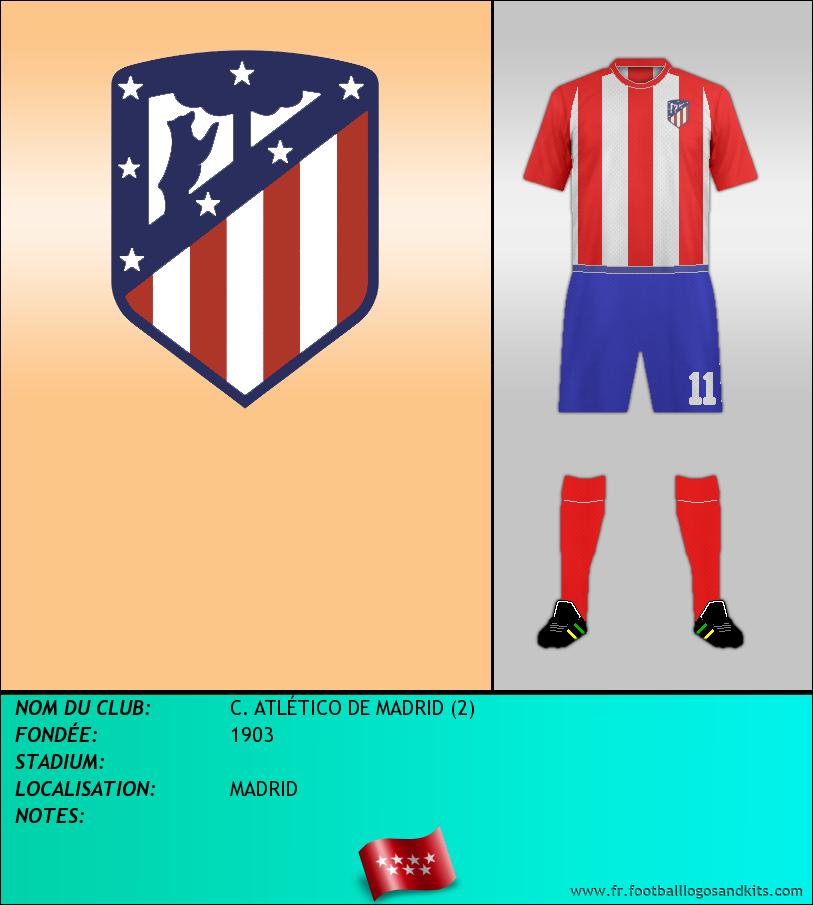Logo de C. ATLÉTICO DE MADRID (2)