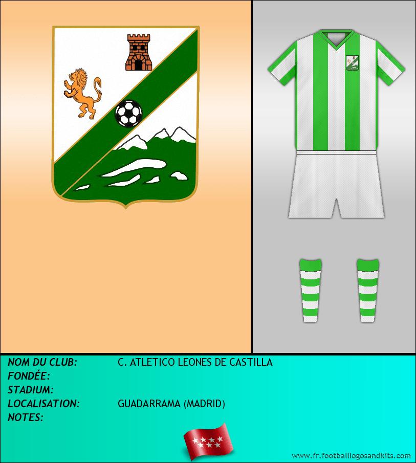 Logo de C. ATLETICO LEONES DE CASTILLA