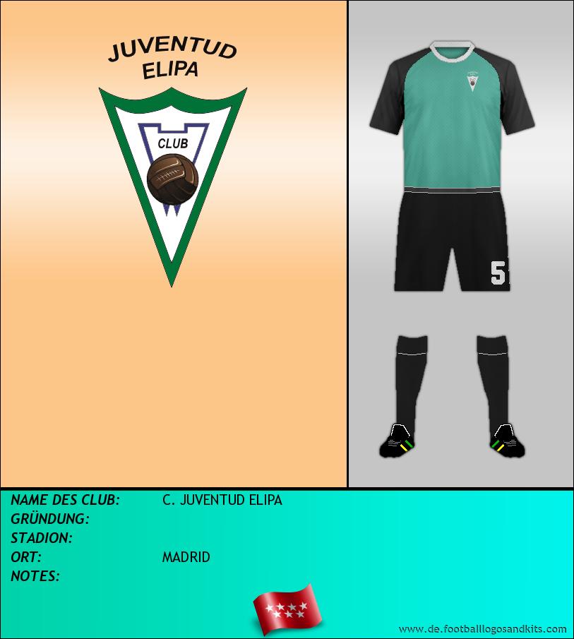Logo C. JUVENTUD ELIPA