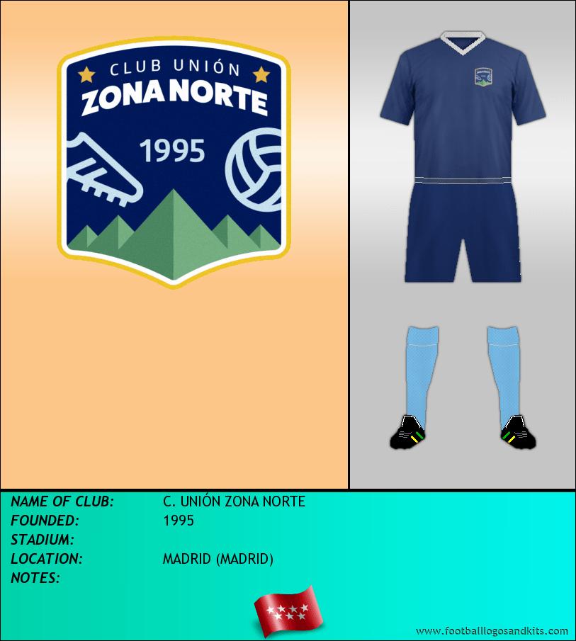 Logo of C. UNIÓN ZONA NORTE