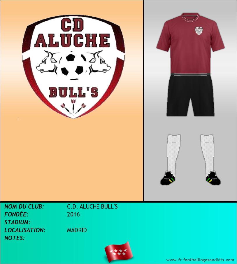 Logo de C.D. ALUCHE BULL'S
