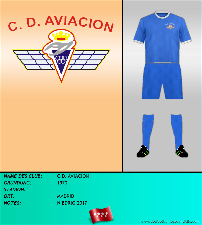 Logo C.D. AVIACION