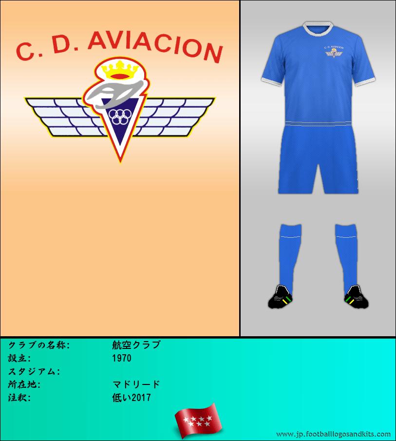 のロゴ航空クラブ