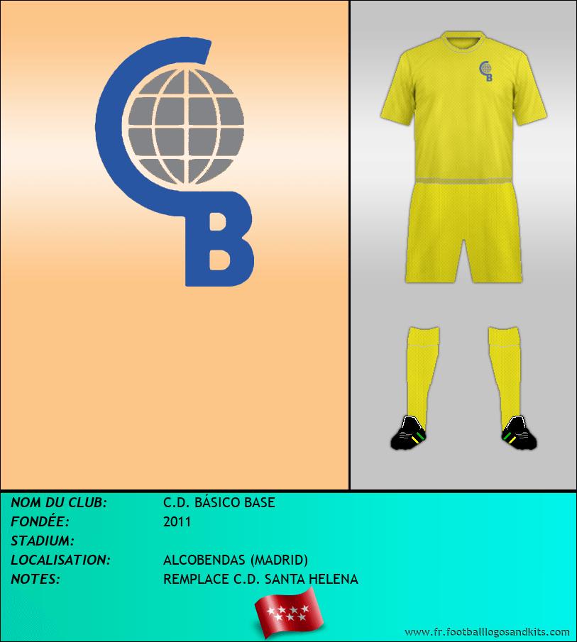 Logo de C.D. BÁSICO BASE