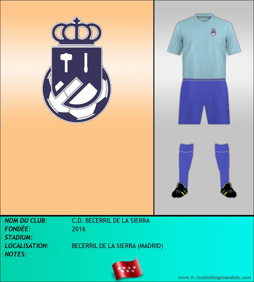 Logo de C.D. BECERRIL DE LA SIERRA