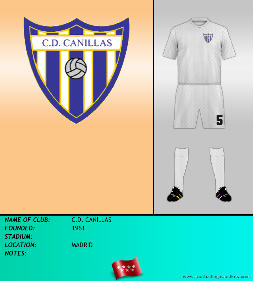 Logo of C.D. CANILLAS