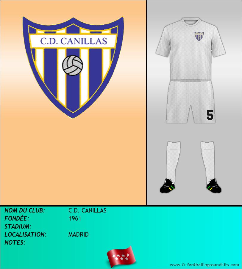 Logo de C.D. CANILLAS