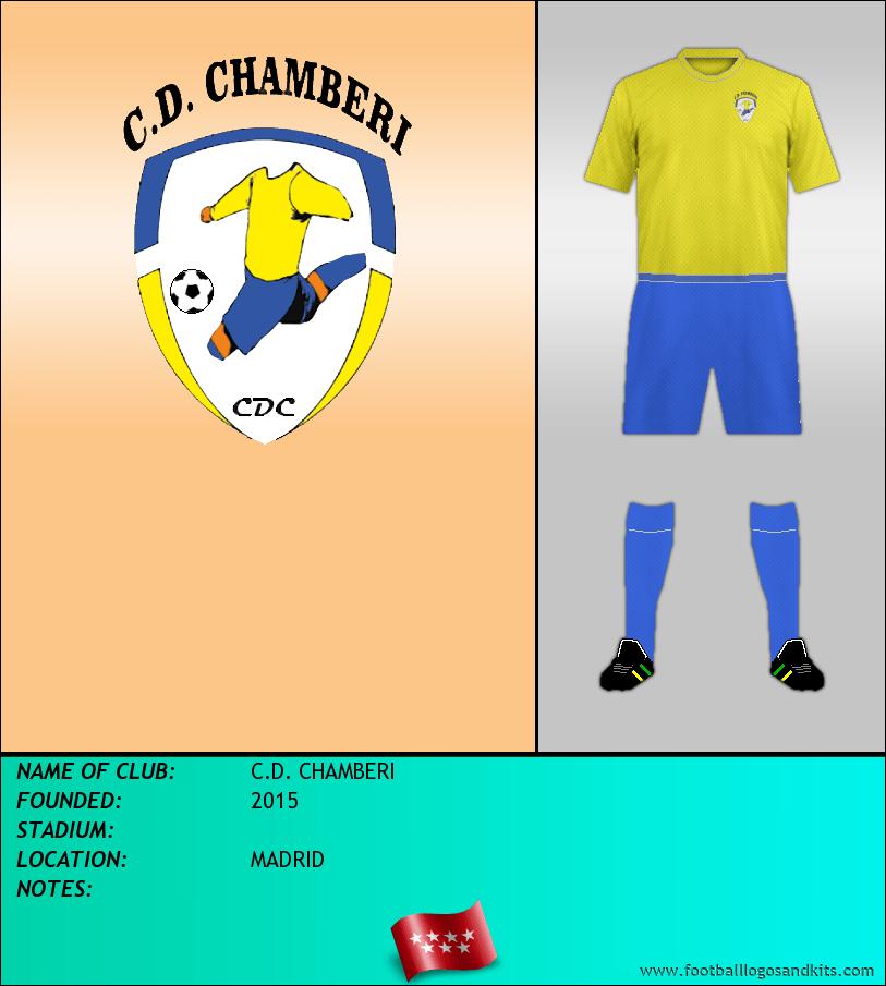 Logo of C.D. CHAMBERI