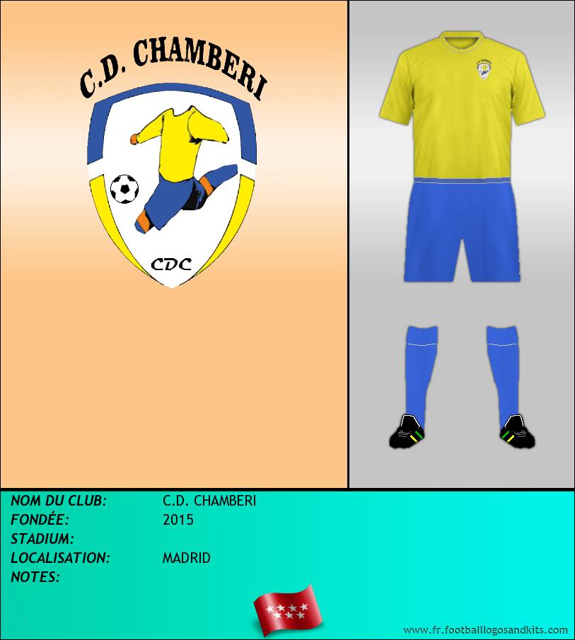 Logo de C.D. CHAMBERI