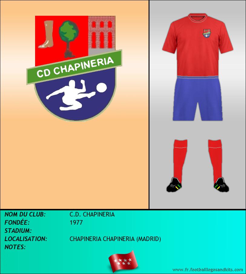 Logo de C.D. CHAPINERIA