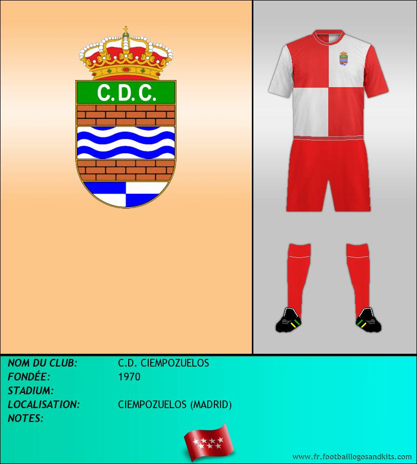 Logo de C.D. CIEMPOZUELOS