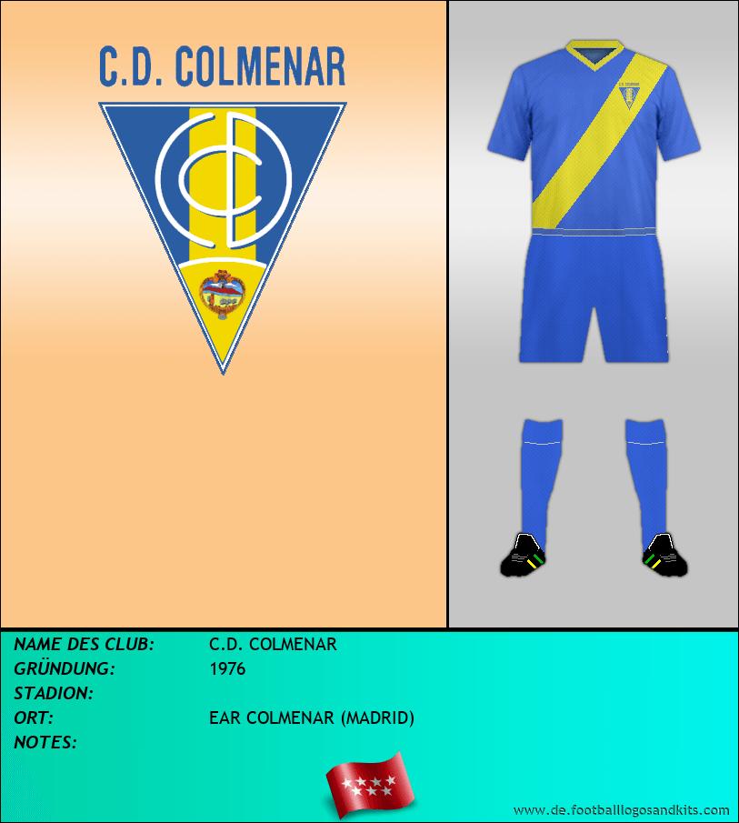 Logo C.D. COLMENAR