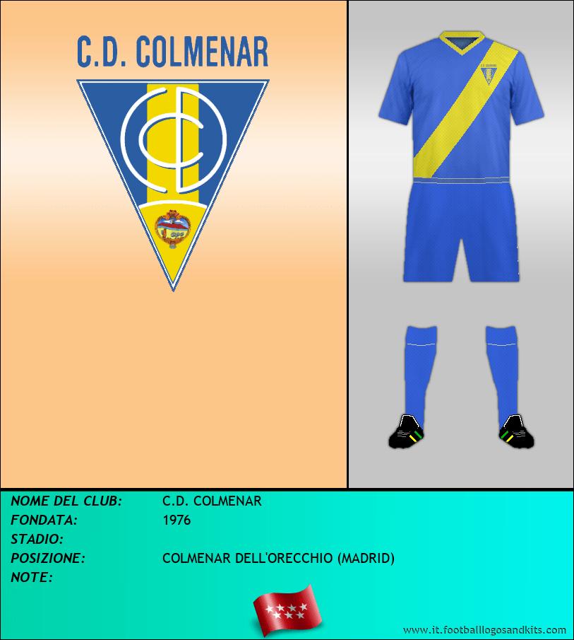 Logo di C.D. COLMENAR