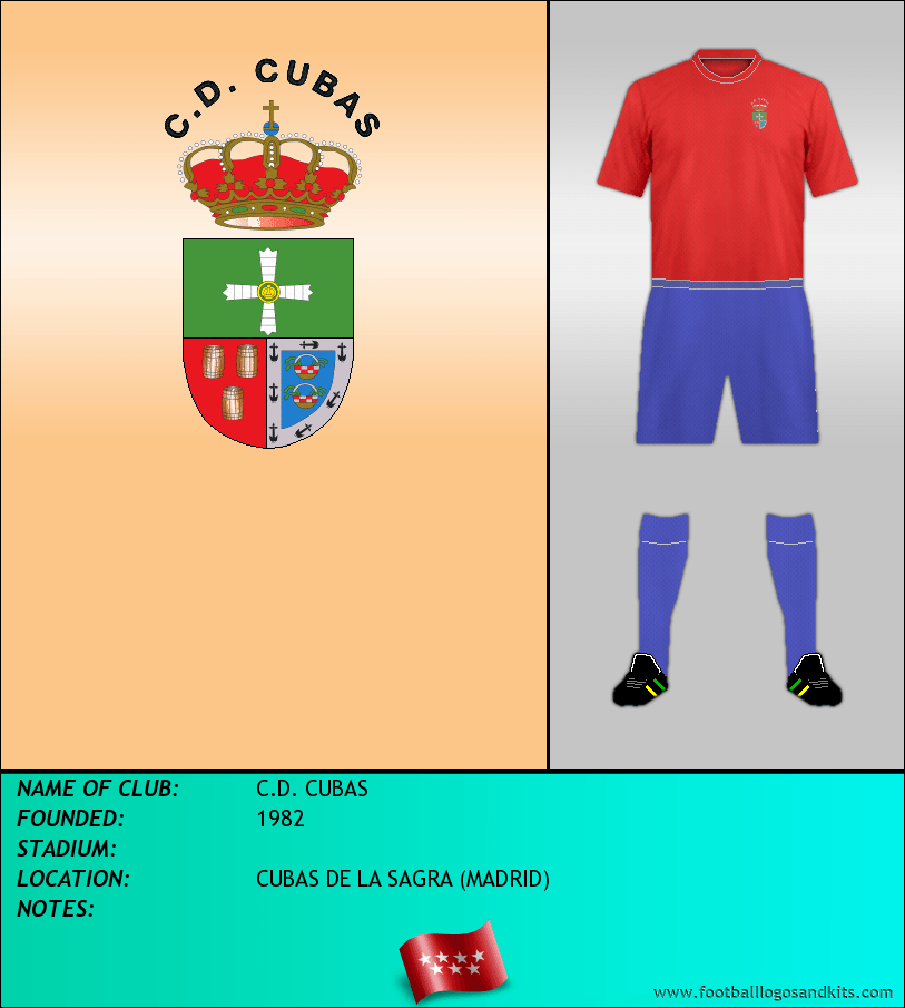 Logo of C.D. CUBAS
