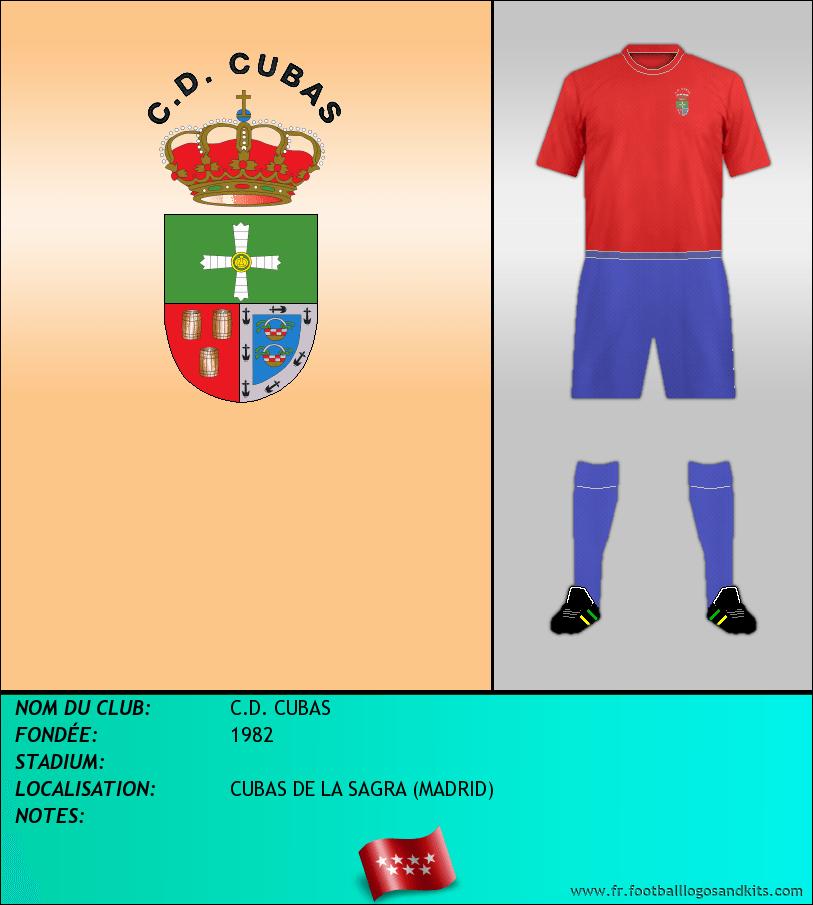 Logo de C.D. CUBAS