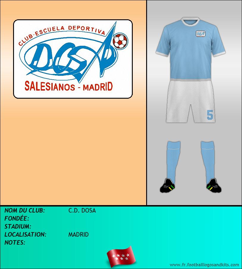 Logo de C.D. DOSA