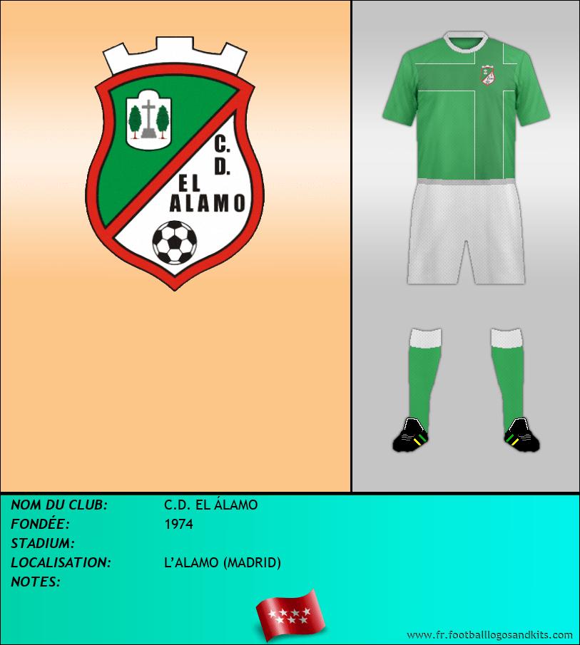 Logo de C.D. EL ÁLAMO
