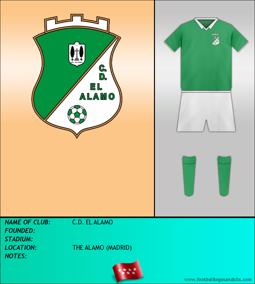 Logo of C.D. EL ALAMO