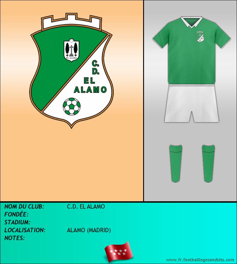 Logo de C.D. EL ALAMO