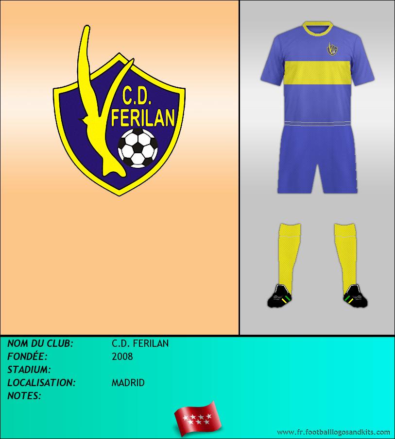 Logo de C.D. FERILAN